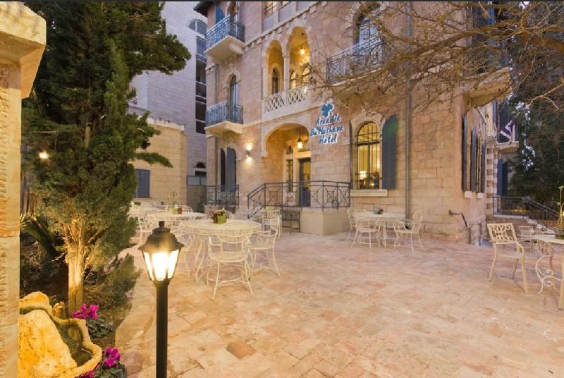 for Hotel design jerusalem