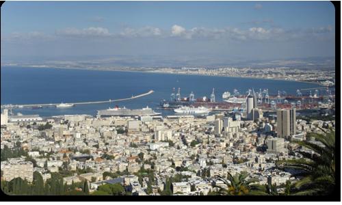 איך למצוא מלונות בעיר חיפה