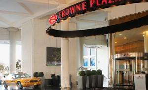 מלון קראון פלאזה סיטי סנטר תל אביב