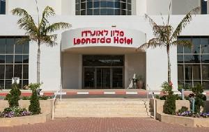 מלון לאונרדו אשקלון