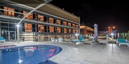 מלון אקוודוקט רגבה