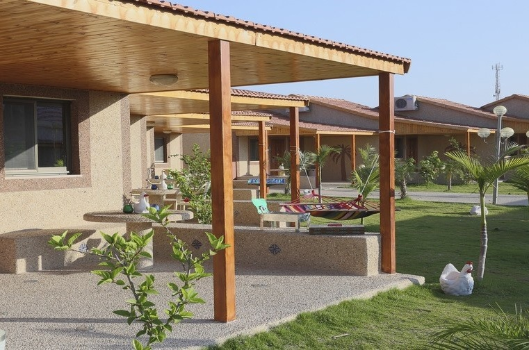 כפר הנופש ביאנקיני ים המלח