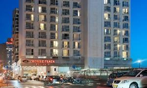 מלון קראון פלאזה תל אביב