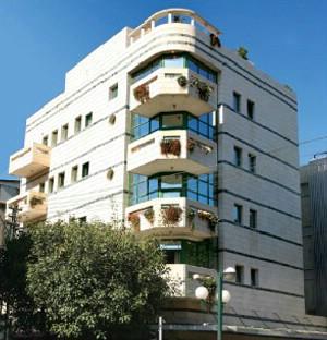 מלון דיזנגוף סוויט תל אביב