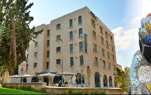מלון אלדן ירושלים