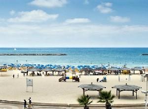 מלון גולדן ביץ` תל אביב