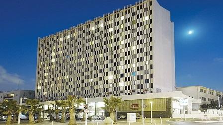 מלון גרנד ביץ` תל אביב