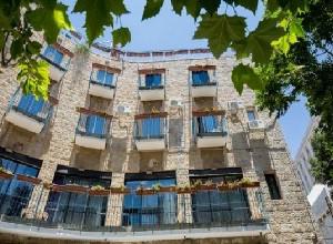 מלון ג`רוזלם אין ירושלים