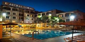 מלון אסטרל נירוונה קלאב אילת