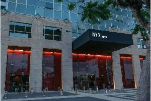 מלון ניקס  תל אביב מרשת פתאל