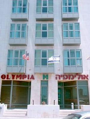 מלון אולימפיה תל אביב