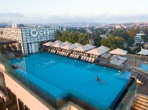 מלון ישרוטל אוריינט ירושלים - ויזה כאל