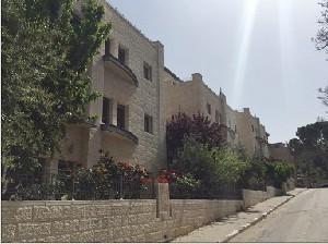מלון רפאל רזידנס ירושלים
