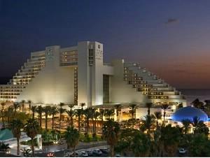 מלון רויאל ביץ` אילת מבצע ויזה כאל