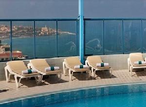 מלון ישרוטל טאואר תל אביב