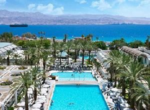מלון ישרוטל ים סוף אילת במבצע ויזה כאל