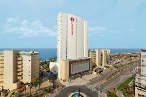 מלון רמדה על הים חדרה